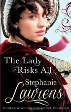 The Lady Risks All,Stephanie Laurens- 9780749958732