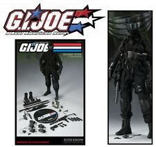 Sideshow GI Joe Exclusive Snake Eyes V1 Commando Ninja New Cobra