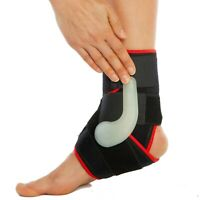 Malleoloc Ankle Brace Support Foot Strap Sprain Edema Tendon Arthritis Neoprene