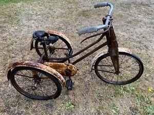 Sunbeam Raleigh Winkie Vintage Children's Tricycle (Antique)
