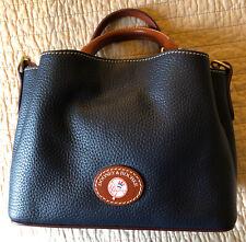 NWOT Dooney & Bourke Leather MLB New York Yankees Satchel Purse Handbag Pebbled