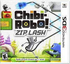 Brand New Chibi Robo Zip Lash ~ Nintendo 3DS