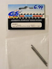 GS RACING #GS-25071 HIGH PERFORMANCE SHOCK SHAFT - MEDIUM(2) GS STORM BUGGY