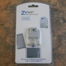 Z-Plus Pipe Lighter Butane Insert Soft Flame Lighter Upgrade Windproof