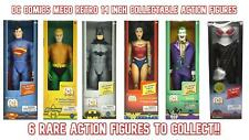 Dc Mego Retro Collectable 14 Inch Action Figures - Choose Your Favourites!