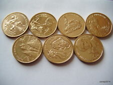 Promotion. Poland 2 ZL Complete Set 7 Coins 2002 NG