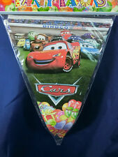 McQueen Cars Party decoration Flag Banner Buntings, Party supplier, 3.5m long