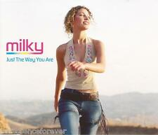 MILKY - Just The Way You Are (UK 3 Track CD Single)