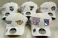 NHL Reebok Curve Brim Pro Shape Cap Hat Teams Assorted NEW!