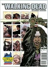 THE WALKING DEAD OFFICIAL MAGAZINE #1 MICHONNE NYCC MIDTOWN COMICS VARIANT TITAN