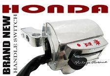HONDA CG110 CG125 HANDLE BAR SWITCH ASSY RH [K]