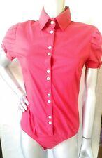 Patrizia Pepe camicia body  in rosa taglia 44