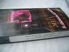 DON QUIXOTE 1933 G W Pabst Feodor Chaliapin Sr. George Robey NTSC VHS SMALL BOX