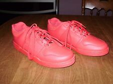VINTAGE DEADSTOCK  XJ900 SHOES RED OCTOBER dipped size 12 YEEZY NIKE