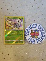 Pokémon TCG Butterfree #4/214 (Rev Holo) Unbroken Bonds Rare Mint English Grass
