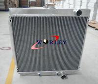 3 Row aluminum Radiator Ford Falcon XR XT XW XY Windsor Engine 289 302 351 AT MT
