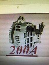 1993 1994 1995 MAZDA RX-7 R2 1.3L 1308cc NEW HIGH OUTPUT ALTERNATOR 200 HIGH AMP