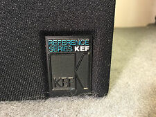 1/pr original KEF 102 Reference Series stand mount or bookshelf speakers
