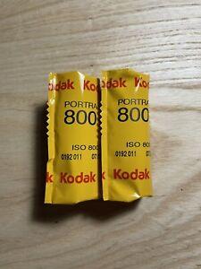 120 Film - Kodak Portra 800 Color (1-Roll - Fresh Dated)