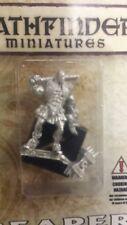 Pathfinder Miniatures Reaper 60115 Shoanti Barbarian