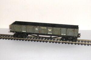 Model Railway Scratch Built GWR 40-ton Loco Coal Bogie Wagon OO Gauge Metal