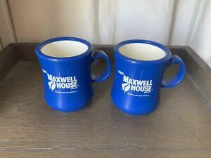 Vintage Maxwell House Coffee Mug Continental plastics