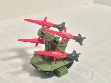 G.I. Joe  VINTAGE 1983 PAC/RAT Missile Launcher