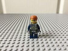 Lego Agents- Agent Fuse- Body Armor Minifigure