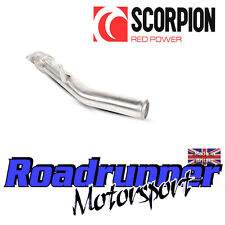 "Scorpion Decat Clio 200 RS EDC Secondary Cat Bypass Pipe Exhaust 2.75"" SRNC026"