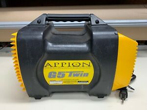 Appion G5 Twin Refrigerant Recovery Machine Unit *Fully Functional*