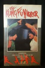 The Kung Fu Warrior VHS 1985 Chang Lei, Juan Hai Shan, Chan Fun Sung TWE