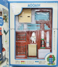 Moomin Valley Book Issue No.1 With 1 Figure 1 Parts Of House - Deagostini  ==