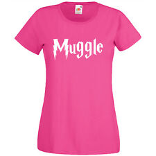 Muggle T Shirt Mens Womens Kids Harry Potter Hermione