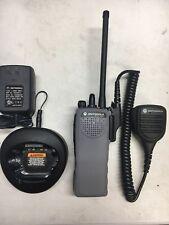 Motorola XTS1500 VHF 136-174MHz P25 Digital Portable Radio H66KDC9PW5AN XTS Gray