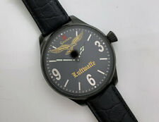SILVANA Military German Air Force LUFTWAFFE Watch For Men's One of a kind! RARE!