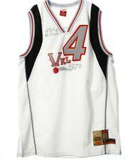 Basketball Shirt Vokal Allpro Gr. XL Sport Jersey Bestickt Hip Hop Style Weiß