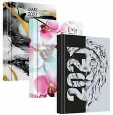 2021 Week to View Appointment Diary Hard back Casebound WTV Diary