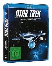Star Trek Part 1-10 Cinema Movies Raumschiff Enterprise Blu-Ray Box Edition