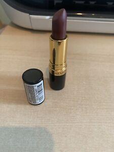 revlon super lustrous lipstick, 045 Naughty Plum, 4.2, New