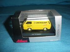 890A Schuco Edition Réf 452562400 VW T3 Kasten Volkswagen Pub Dunlop Ho 1/87