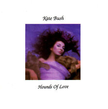 Kate Bush - Hounds Of Love  EMI CD 1985