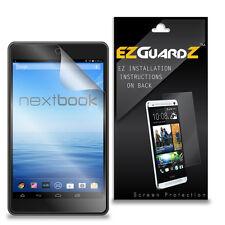 1X EZguardz LCD Screen Protector Shield HD 1X For eFun Nextbook 7 NX700Q (Clear)