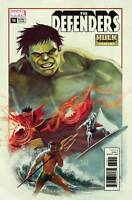 THE DEFENDERS #10 HULK VARIANT COVER MARVEL LEGACY COMICS 2018