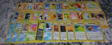 Pokemon NEO Revelations Complete Common & Uncommon Set 1st Edition 28-64 NM/M