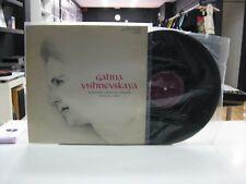 Galina Vishnevskaya LP Spanish Rachmaninoff, Glinka 1969