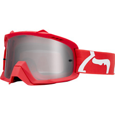 Fox Racing 2019 Red Air Space Race Goggle Motorcycle Off Road MX ATV 21815-003