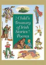 A Child's Treasury of Irish Stories and Poems by Gill (Hardback, 2004)