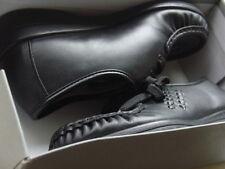 Softspots Womens Bonnie Lite Shoes in Box Size 7 N Black