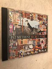 PAT METHENY CD SECRET STORY GEFFEN GEFD24468 1992 JAZZ
