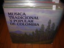 VARIOUS musica tradicional y popular de colombia ( world music )